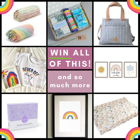 rainbow baby pregnancy bundle