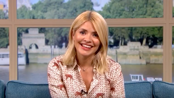 Read: Holly Willoughby talks Baby Movement