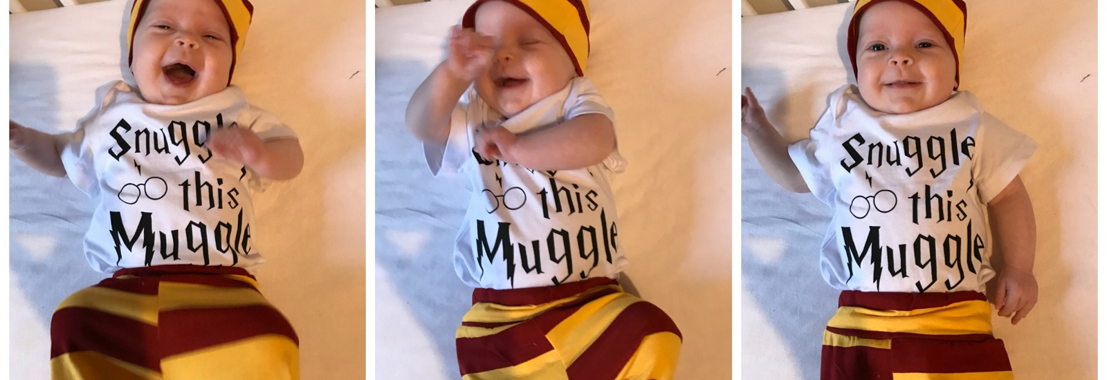 7 Harry Potter inspired baby names!