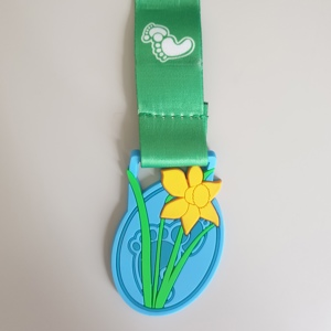 Virtual Run: Spring Medal