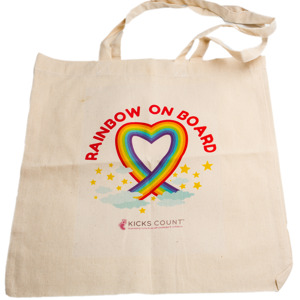 Rainbow Range - Canvas Bag