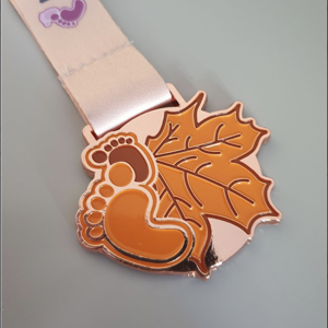 Virtual Run: Autumn Medal