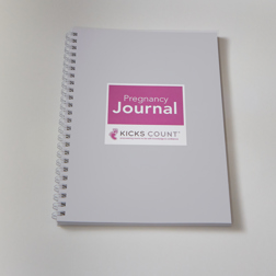 kicks count pregnancy journal for pregnant women