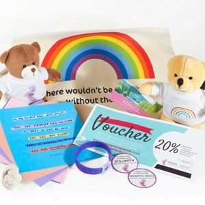 Rainbow Bundle (with Teddies)