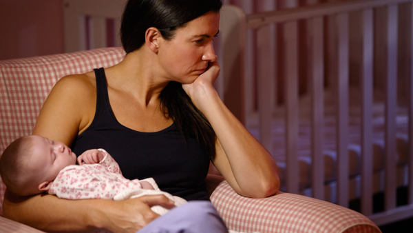 Spotting signs of Post-natal depression