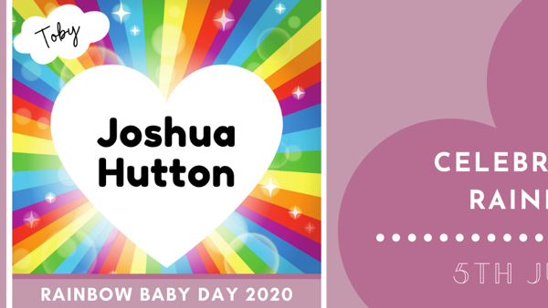 Rainbow Baby Day Images 2020