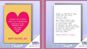 Thortful: Validation for Bereaved Mothers on Mother's Day