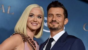Katy Perry & Orlando Bloom Welcome Their Little Girl